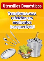 Utens�lios Dom�sticos - Transforme suas refei��es em momentos tinesquec�veis!