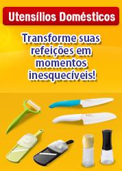 Utensílios Domésticos - Transforme suas refeições em momentos tinesquecíveis!
